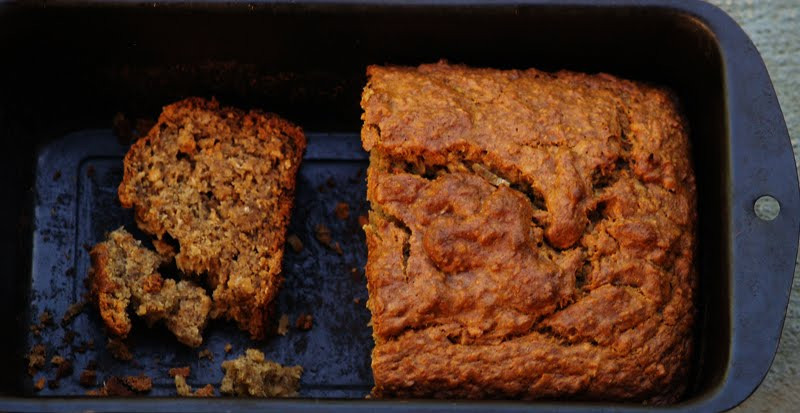 Banana Bread No Eggs  Aubergine Sweet & Green No Eggs Banana Bread