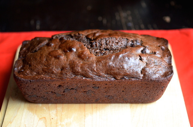 Banana Bread No Eggs  Vegan Chocolate Banana Bread