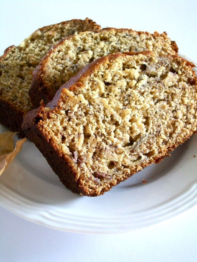 Banana Bread No Eggs  17 Best images about Vegan Recipes on Pinterest