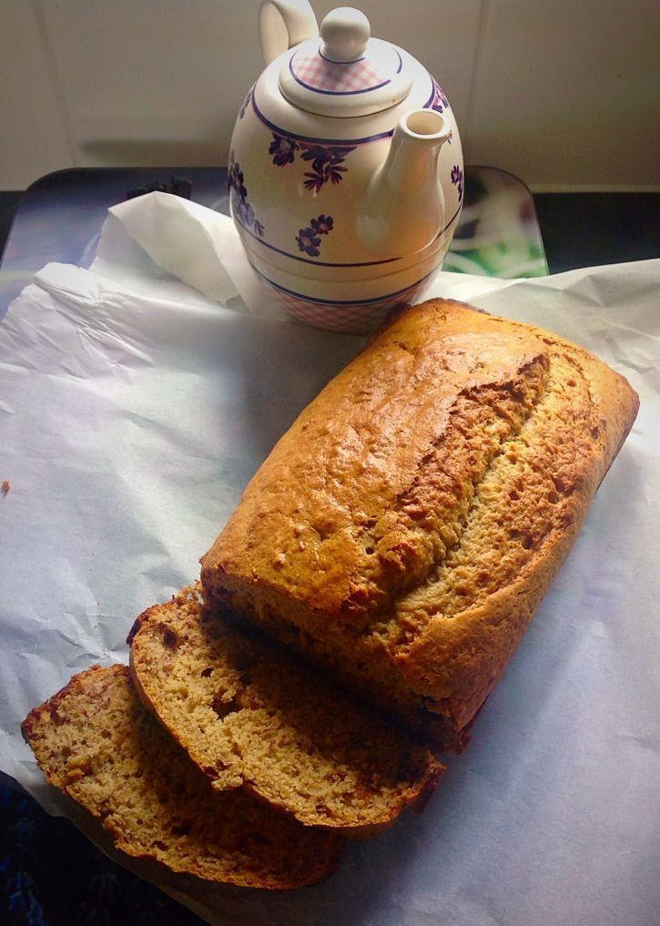 Banana Bread No Eggs  No egg dairy free banana bread conventional or bread