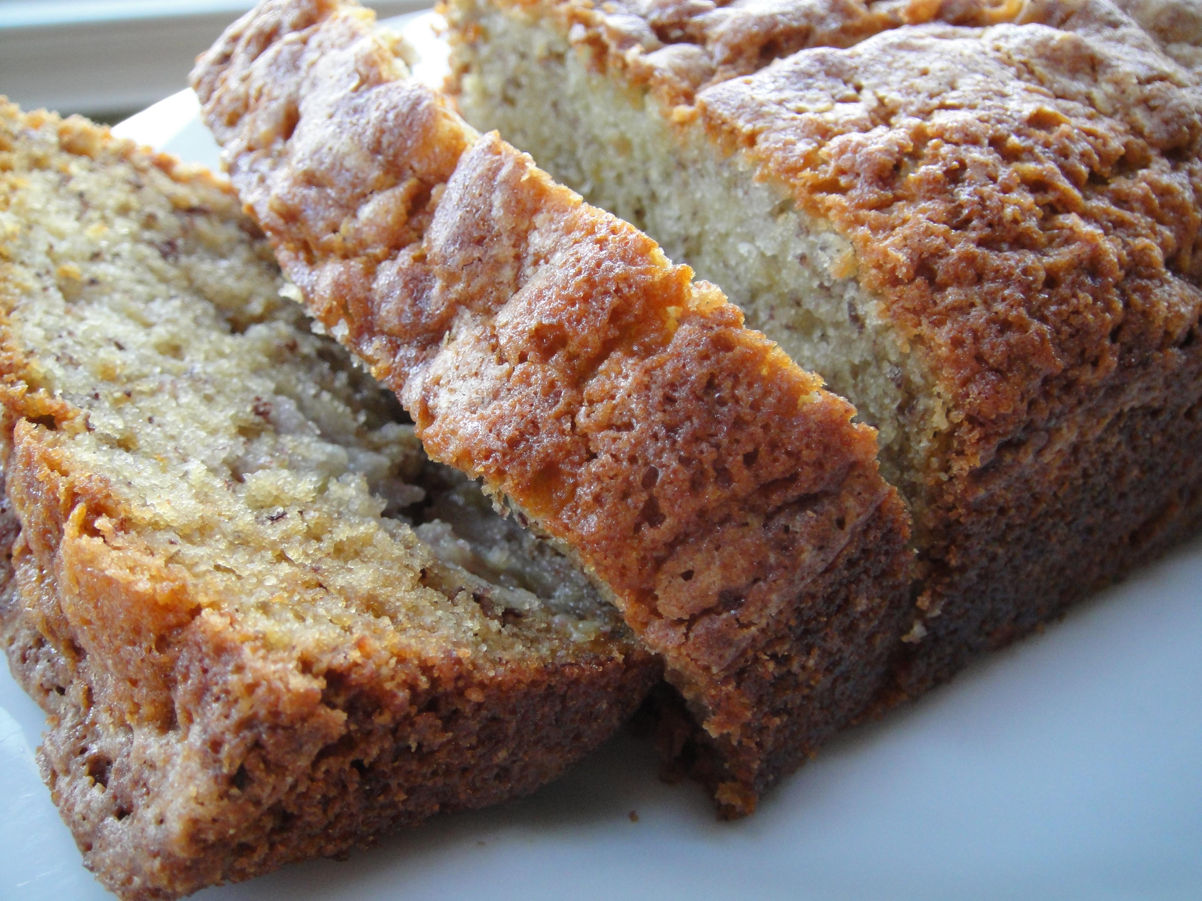 Banana Bread Receipe  How to Make Banana Bread