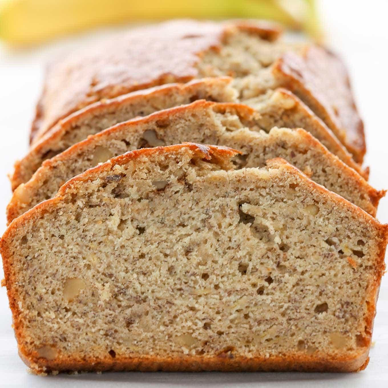 Banana Bread Receipe  Classic Banana Bread Recipe