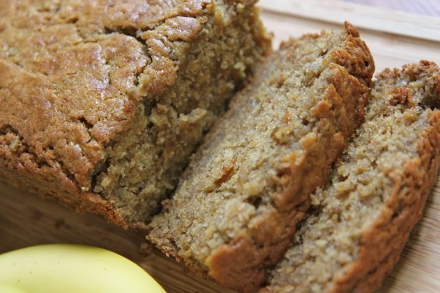 Banana Bread Recipe Moist  Easy Moist Banana Bread Recipe