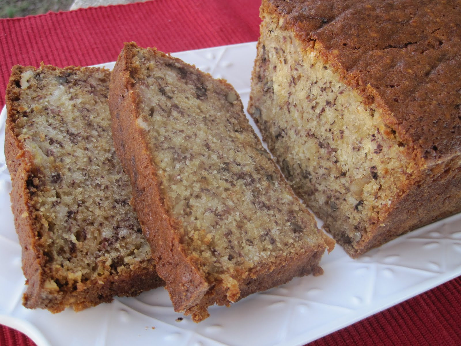 Banana Bread Recipe Moist  [Banana Recipe] Moist Banana Bread Recipe Banana