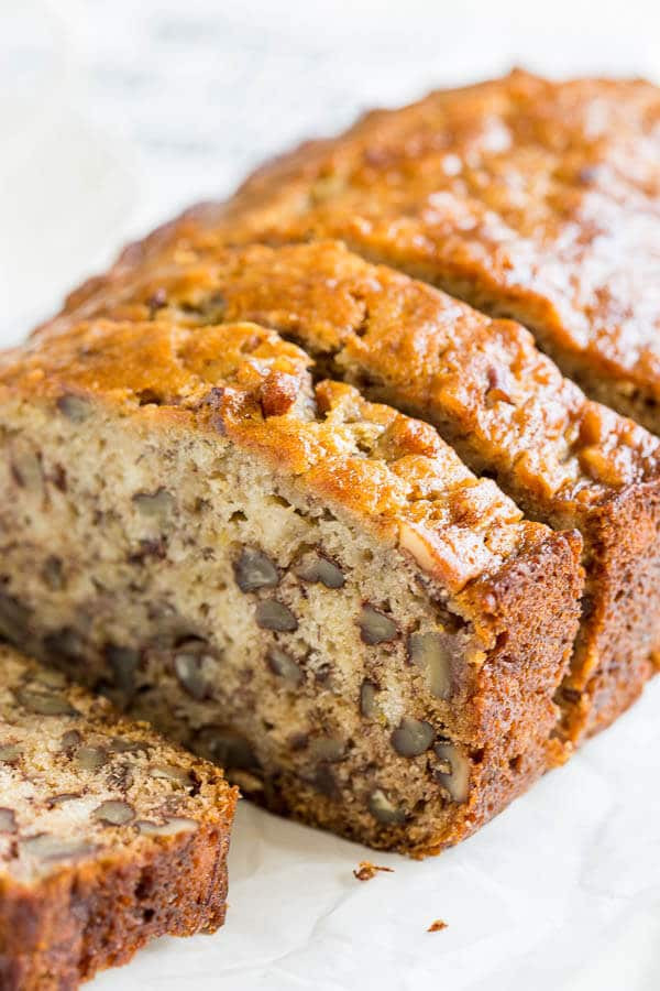 Banana Bread Recipe Moist  The ly Basic Banana Bread Recipe You ll Ever Need Sweet
