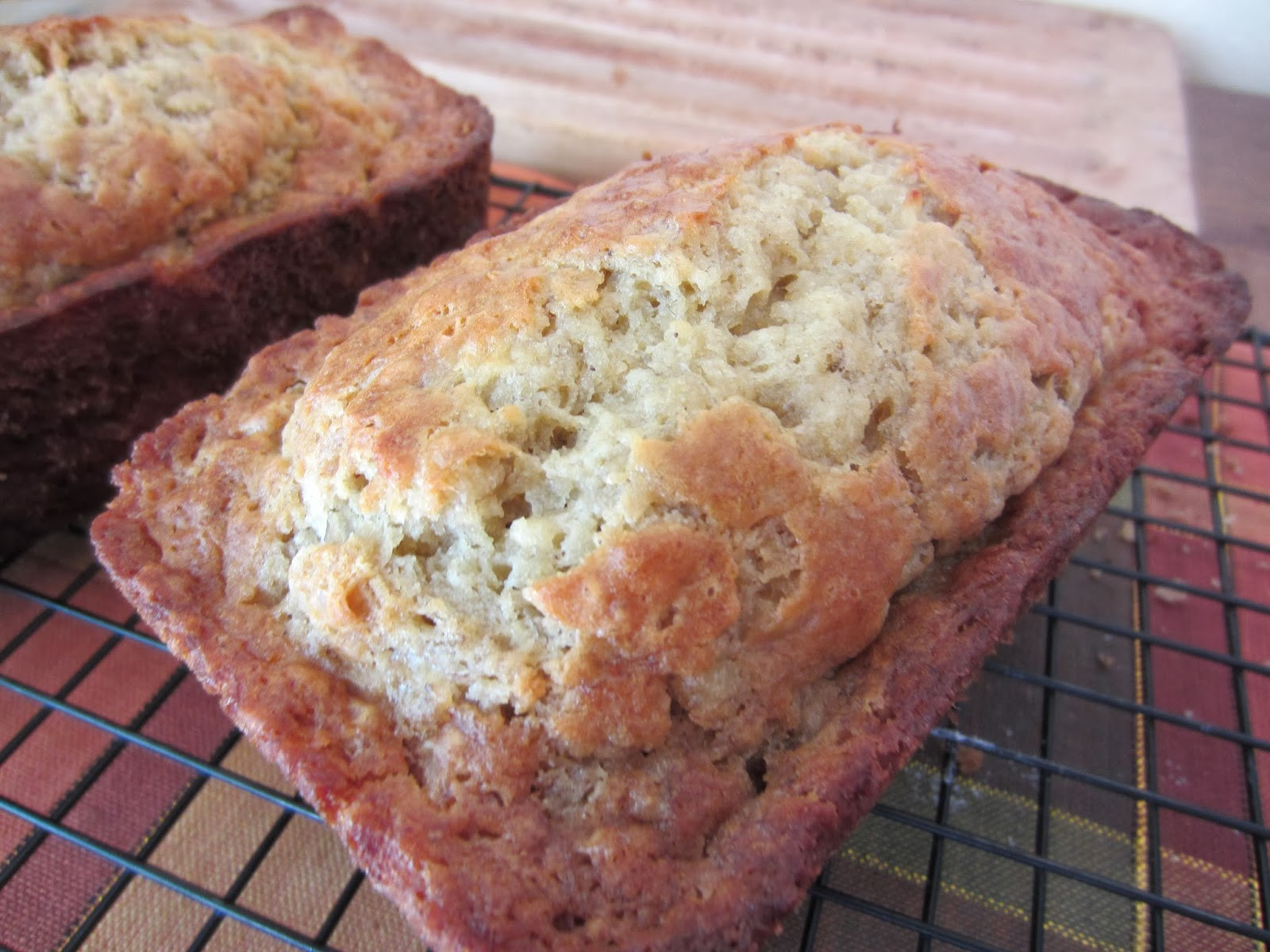 Banana Bread Recipe Moist  My Patchwork Quilt MOIST BANANA BREAD AN AMISH RECIPE