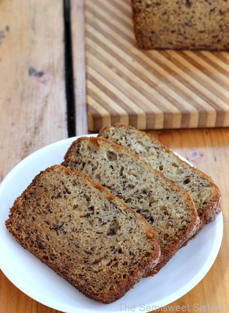 Banana Bread Recipe Moist  The Best Moist Banana Bread Recipe