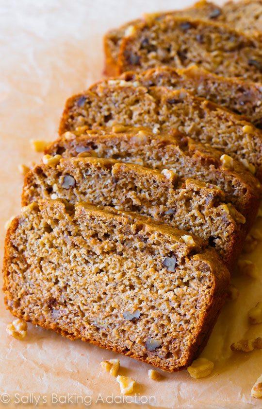 Banana Bread Recipe No Butter  butter vs oil in banana bread
