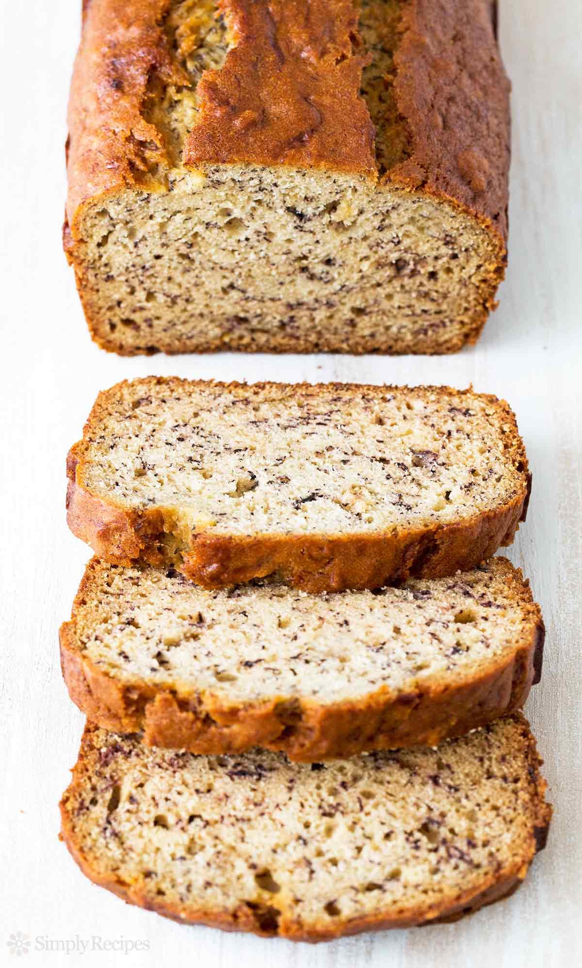 Banana Bread Recipe  Banana Bread Recipe [with video]
