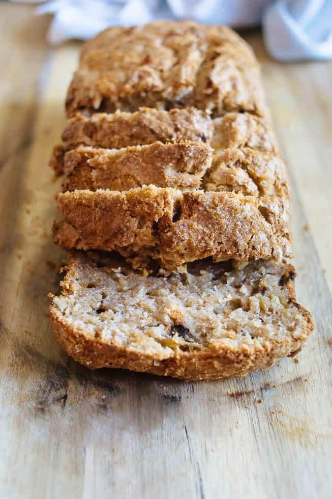 Banana Bread Recipe With Brown Sugar  brown sugar banana nut bread