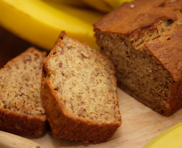 Banana Bread Recipe With Sour Cream  Banana Walnut Sour Cream Bread Daisy Brand
