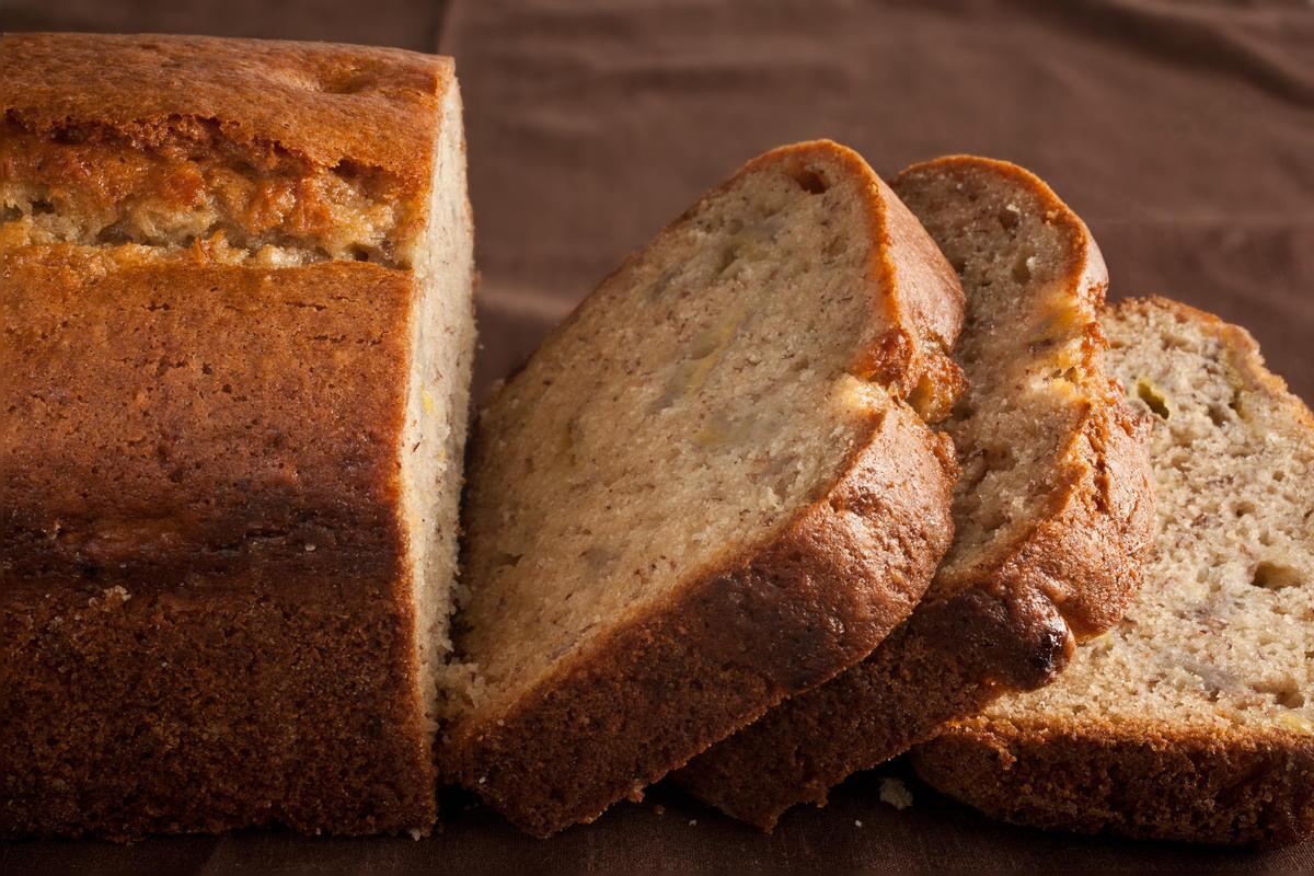 Banana Bread Recipe With Sour Cream  Sour Cream Banana Bread Recipe Chowhound
