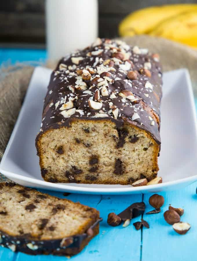 Banana Bread Without Eggs  Banana Bread without Butter and Eggs Vegan Heaven