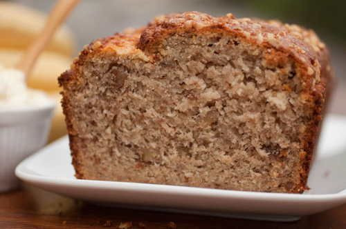Banana Bread Without Eggs  Best Banana Nut Bread Recipe without Eggs
