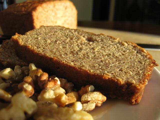 Banana Bread Without Eggs  Healthy Banana Bread Recipe paleo recipes dessert