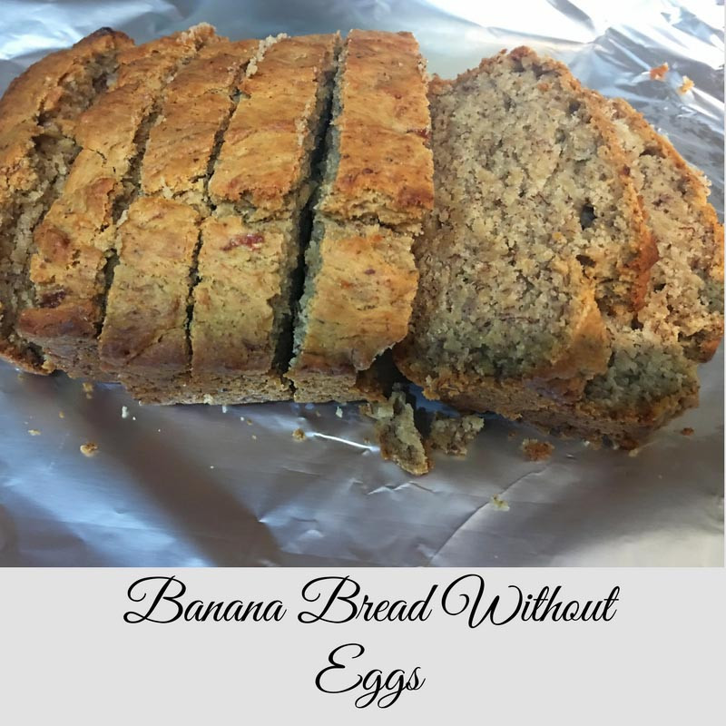 Banana Bread Without Eggs  Banana Bread Recipe Without Eggs How To Make Banana