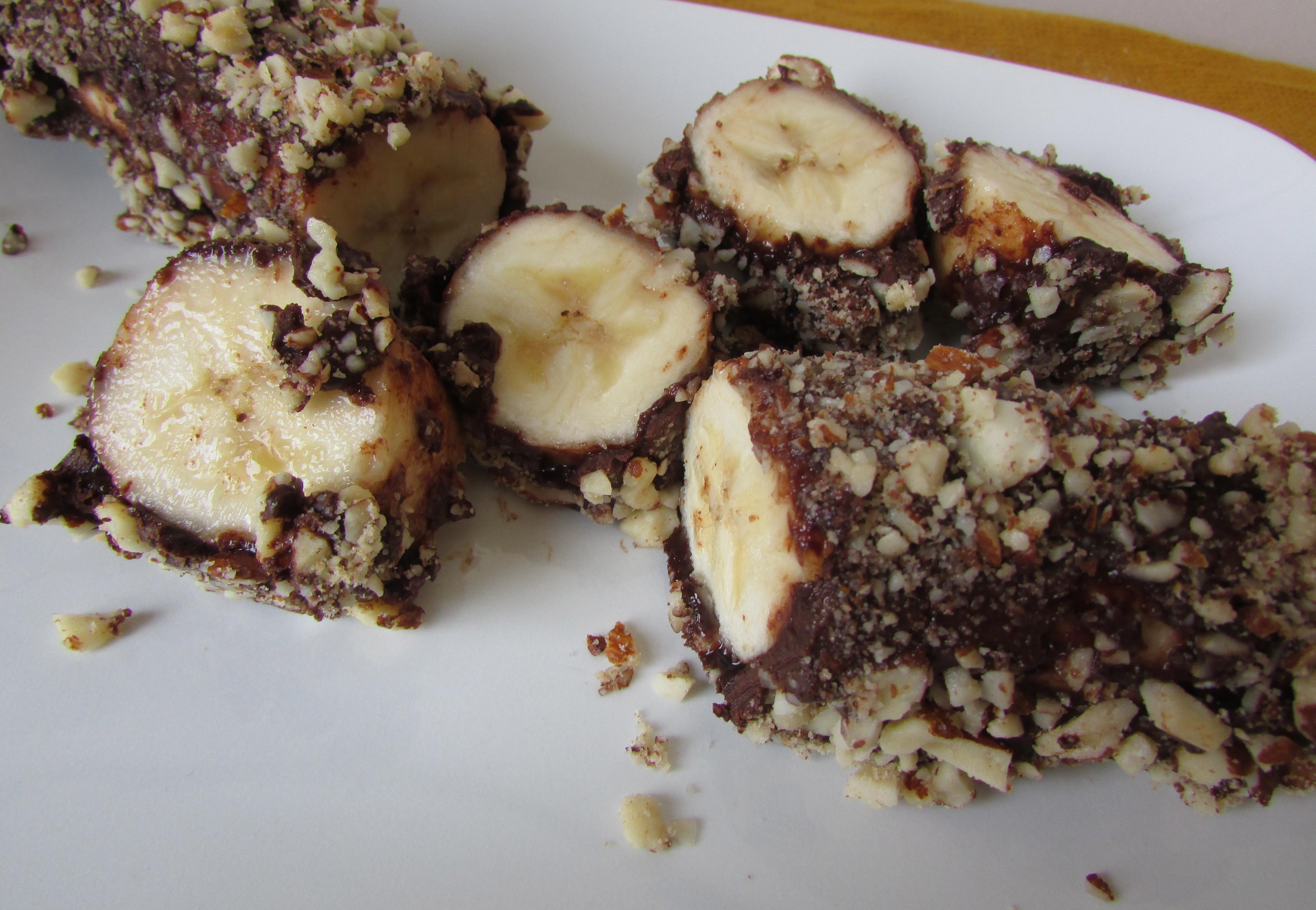 Banana Chocolate Desserts  3 Ingre nt Chocolate Banana Dessert Veggie Staples