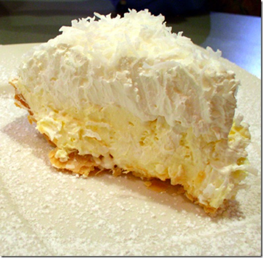 Banana Coconut Cream Pie  Banana Coconut Cream Pie