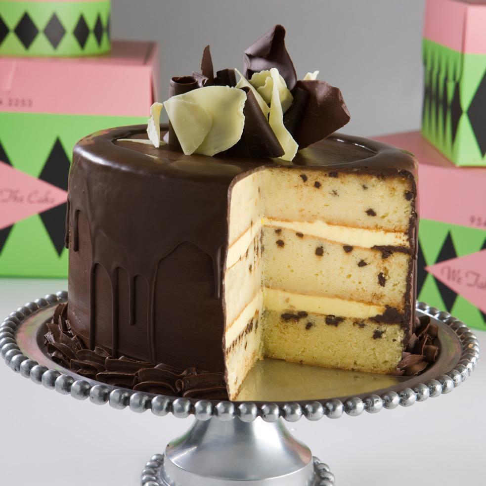 Banana Cream Cake  Sour Cream Banana Cake