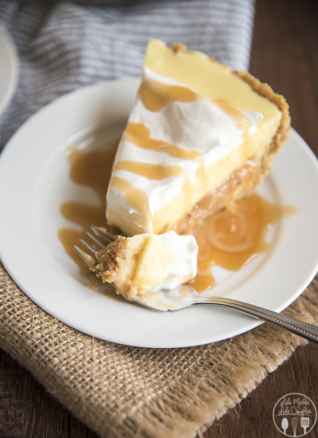 Banana Cream Pie Recipe  Caramel Banana Cream Pie Recipe Total Survival