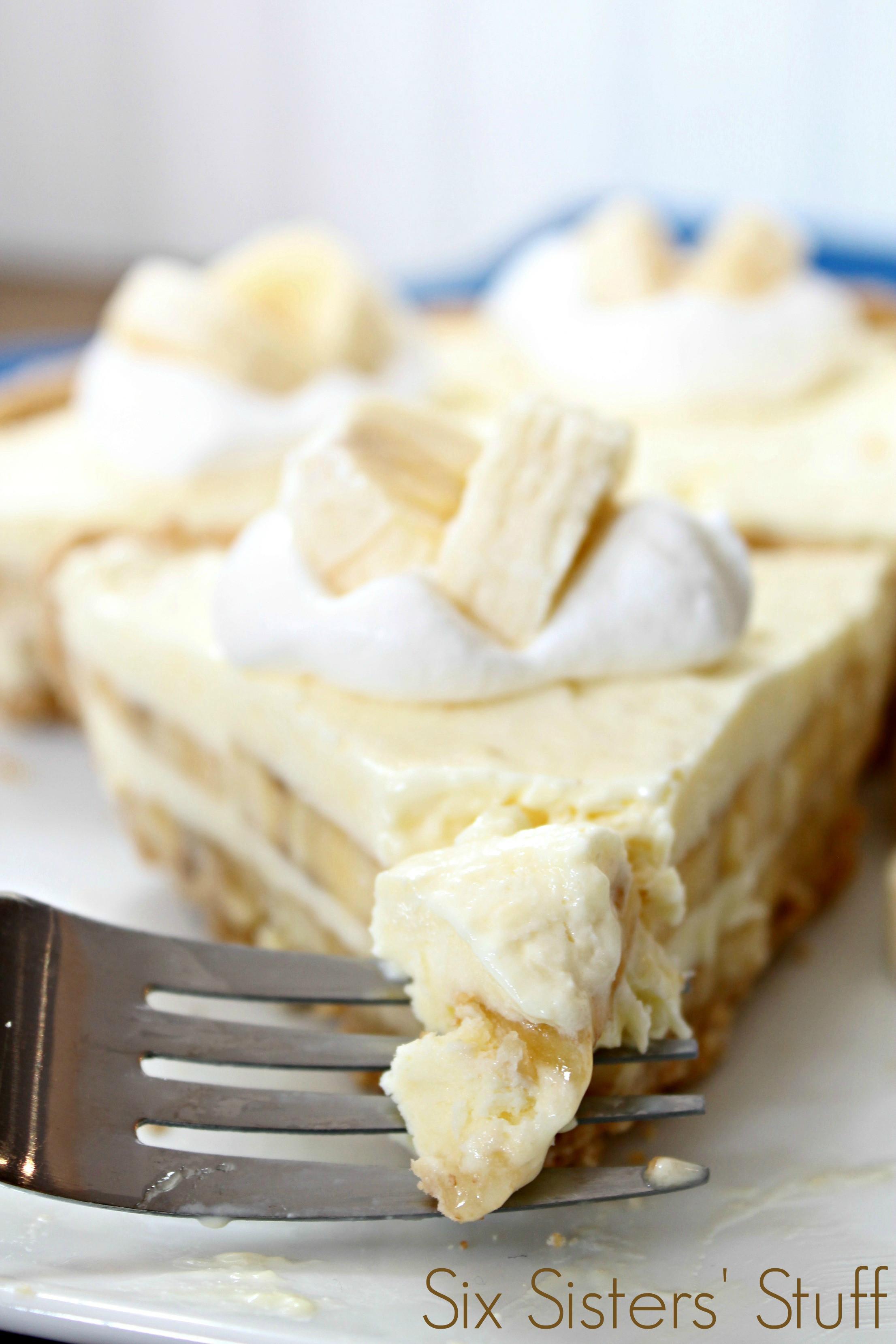 Banana Cream Pie Recipe  Best Banana Recipes The 36th AVENUE