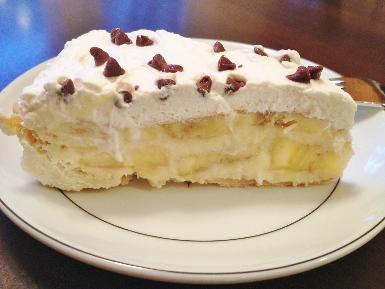 Banana Cream Pie Recipe  cuppacocoa