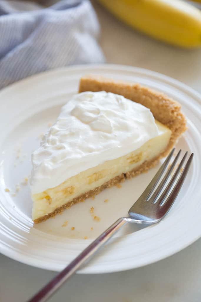 Banana Cream Pie Recipe  The Best Banana Recipes The Best Blog Recipes