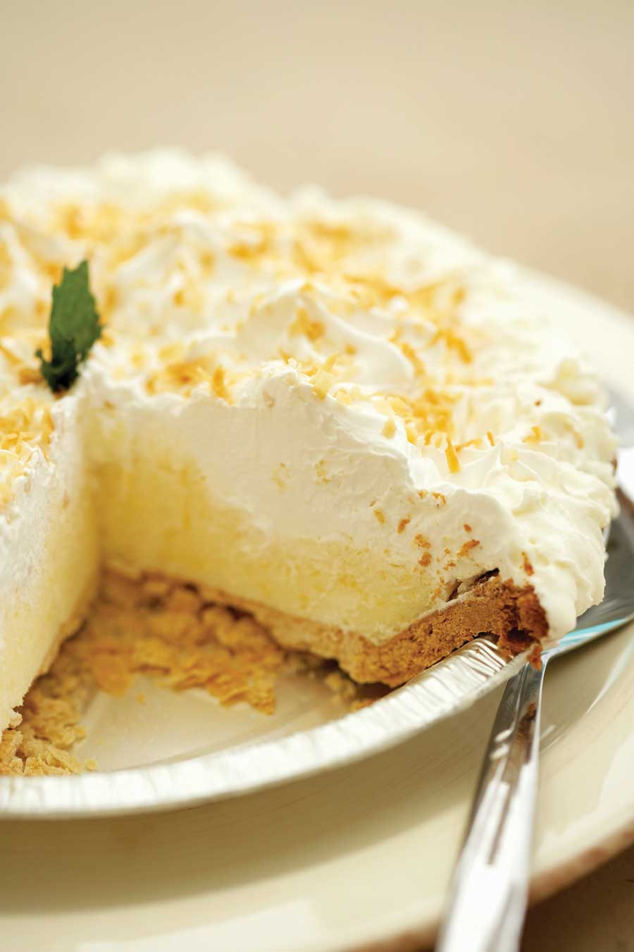 Banana Cream Pie Recipe  Sugar Free Banana Cream Pie Recipe Eat Healthy Natural