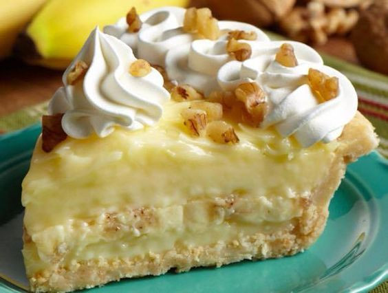 Banana Cream Pie With Pudding  The 9 Best Traditional Tennessee Desserts