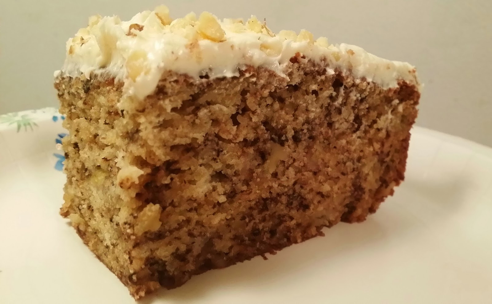 Banana Nut Cake  What s For Dinner Tonight La s RECIPES The Best EVER