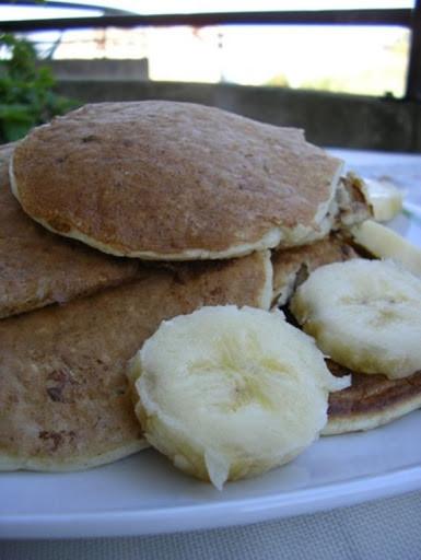 Banana Pancakes No Flour  10 Best Banana Oatmeal Pancakes No Flour Recipes