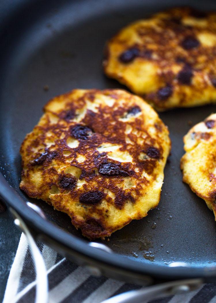 Banana Pancakes No Flour  Moist Almond Flour Banana Pancakes Gluten Free Low carb