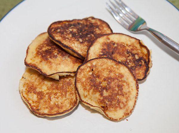 Banana Pancakes No Flour  No flour Banana Pancakes