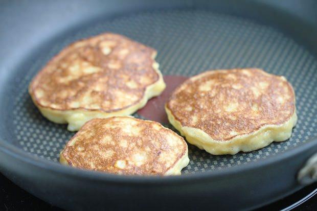 Banana Pancakes No Flour  3 Ingre nt Banana Pancakes Glueten Free Flourless Low