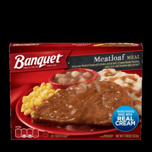 Banquet Frozen Dinners  Frozen Dinners & Entrées