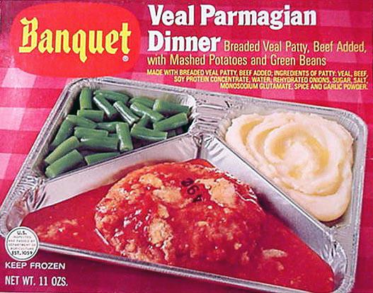 Banquet Frozen Dinners  Ronna s Blog TV Dinners