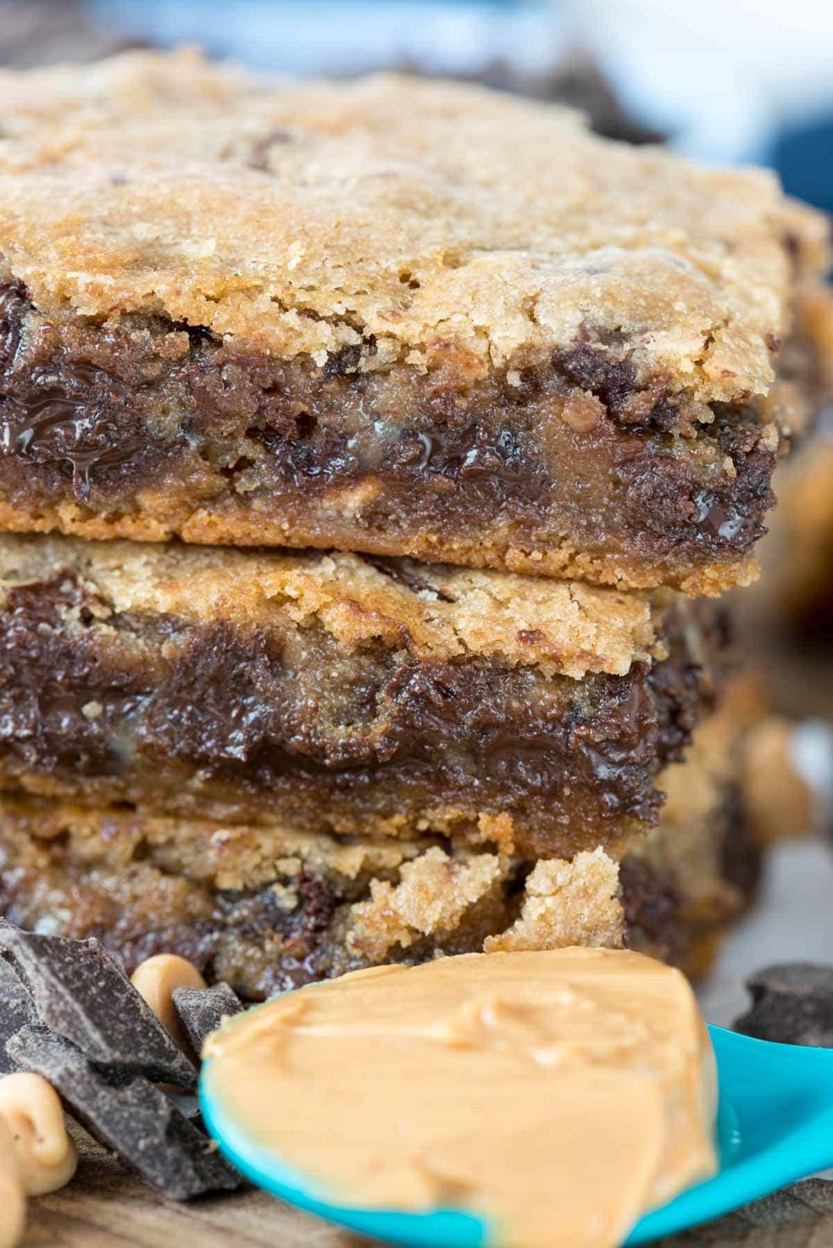 Bar Cookies Recipe  easy bar cookies