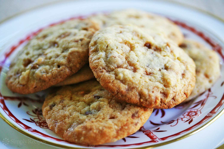 Bar Cookies Recipe  Heath Bar Cookies Recipe
