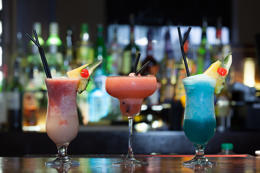 Bar Drinks With Rum  7 Cocktails to Ring In National Rum Day Margaritaville Blog