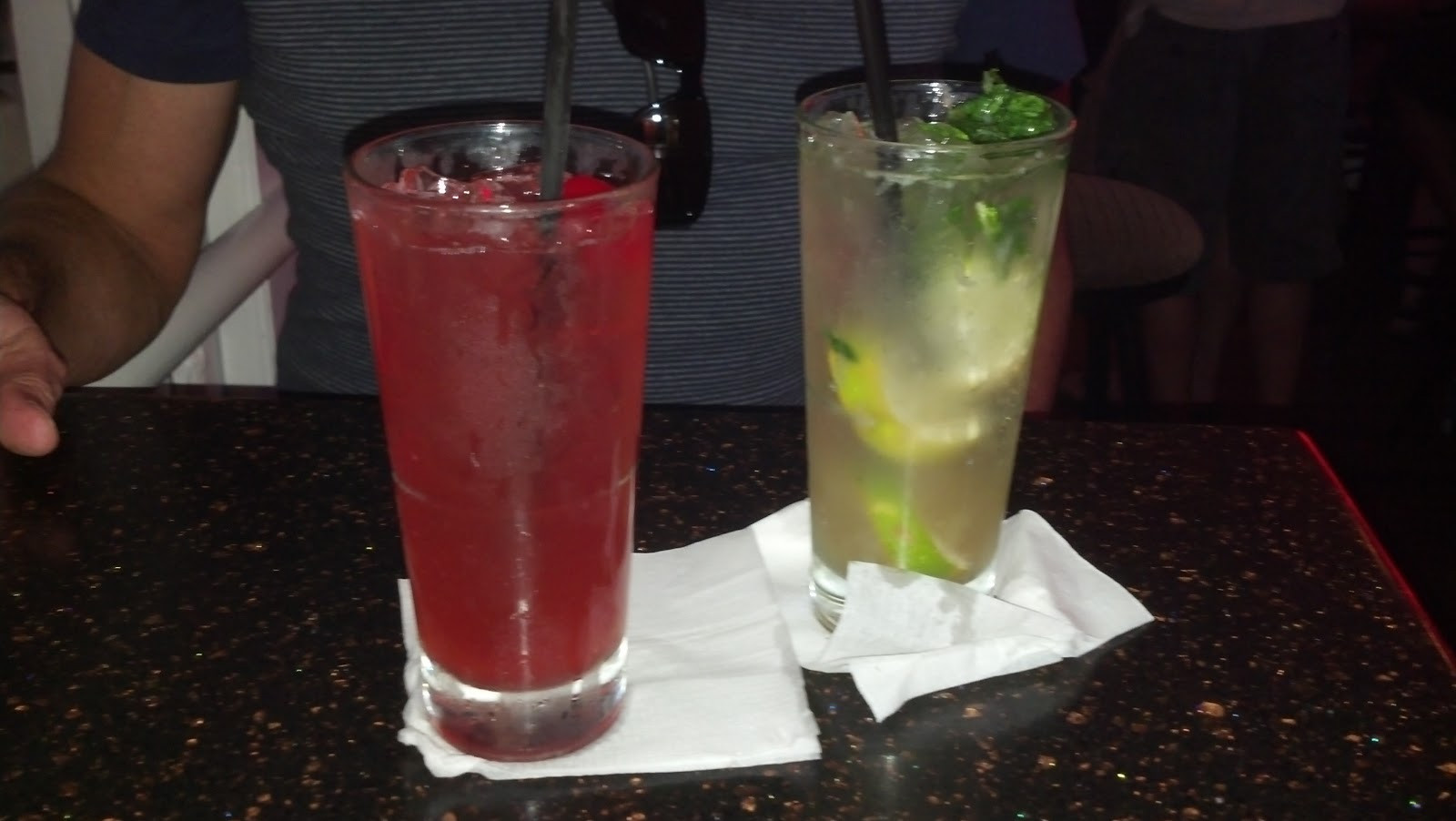 Bar Drinks With Rum  A Twist of Key Lime December 2012