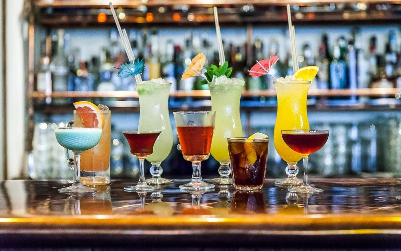 Bar Drinks With Rum  The best rum bars in London