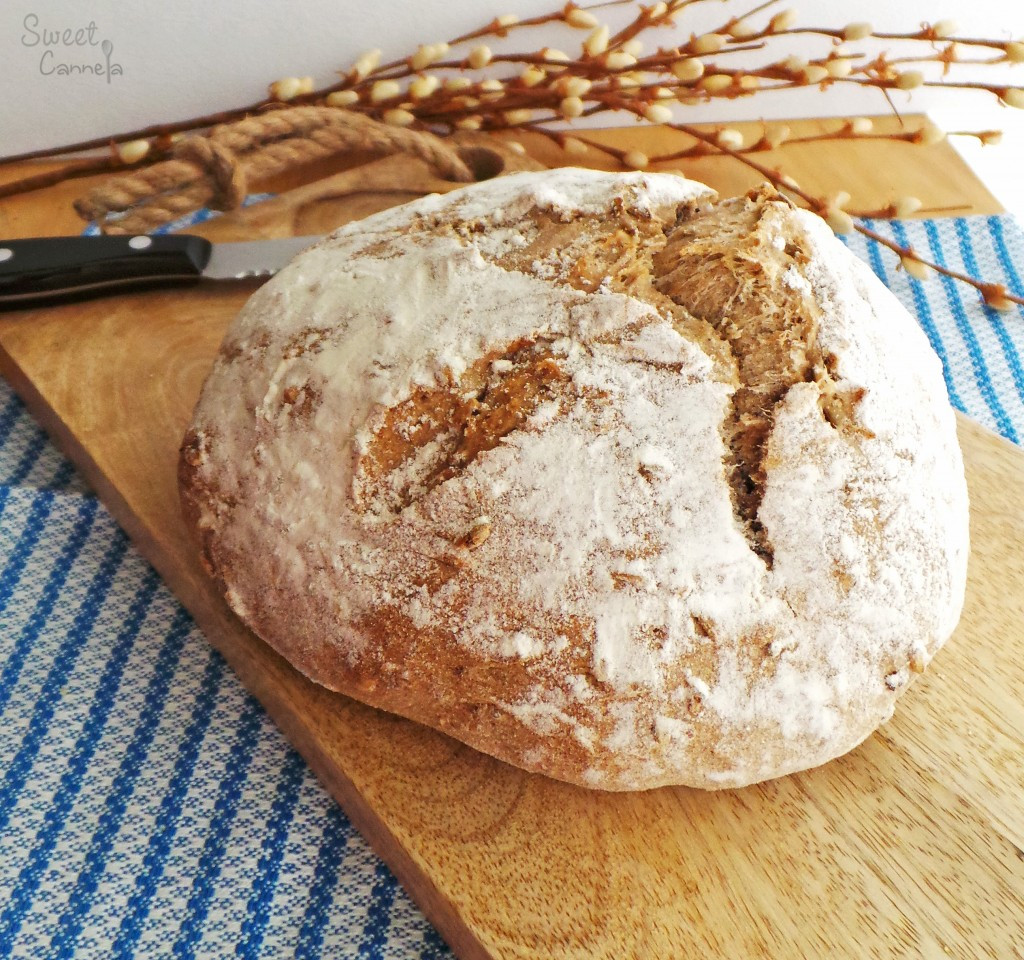 Barley Bread Recipe  Barley Bread Sweet Cannela