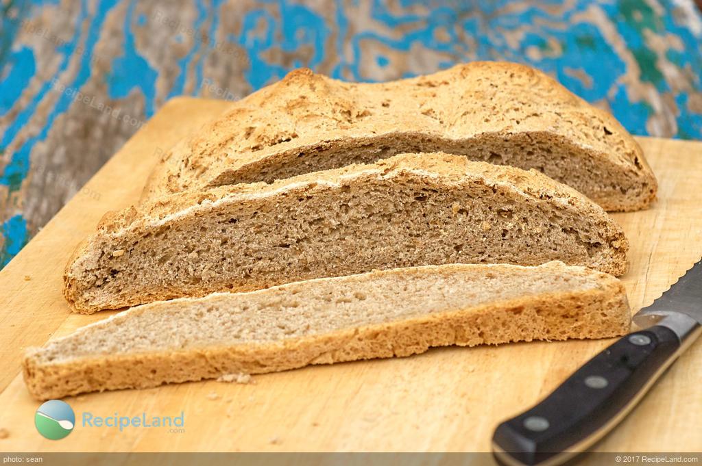 Barley Bread Recipe  Barley Bread Recipe