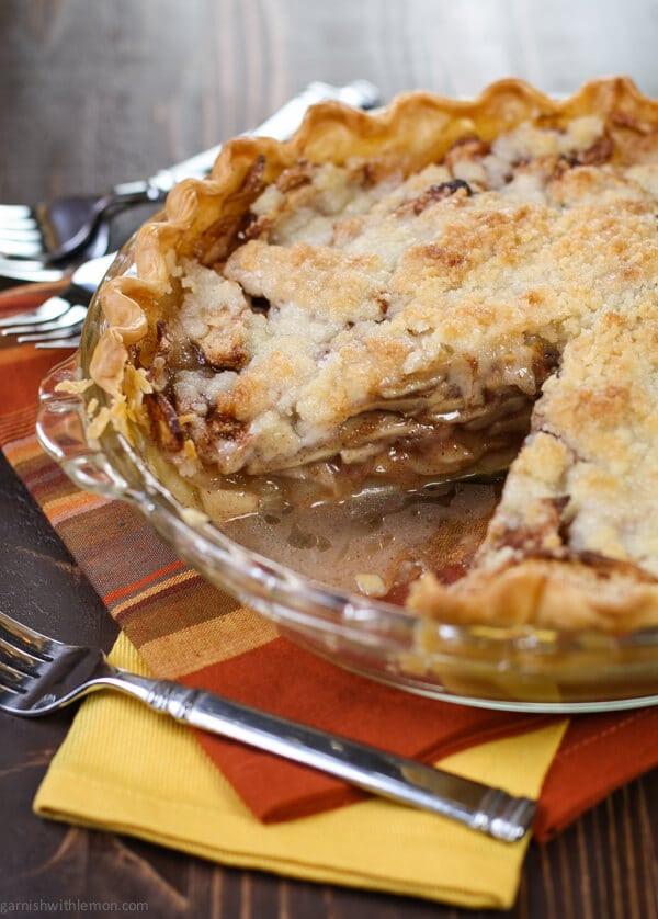 Basic Apple Pie Recipes  basic apple pie