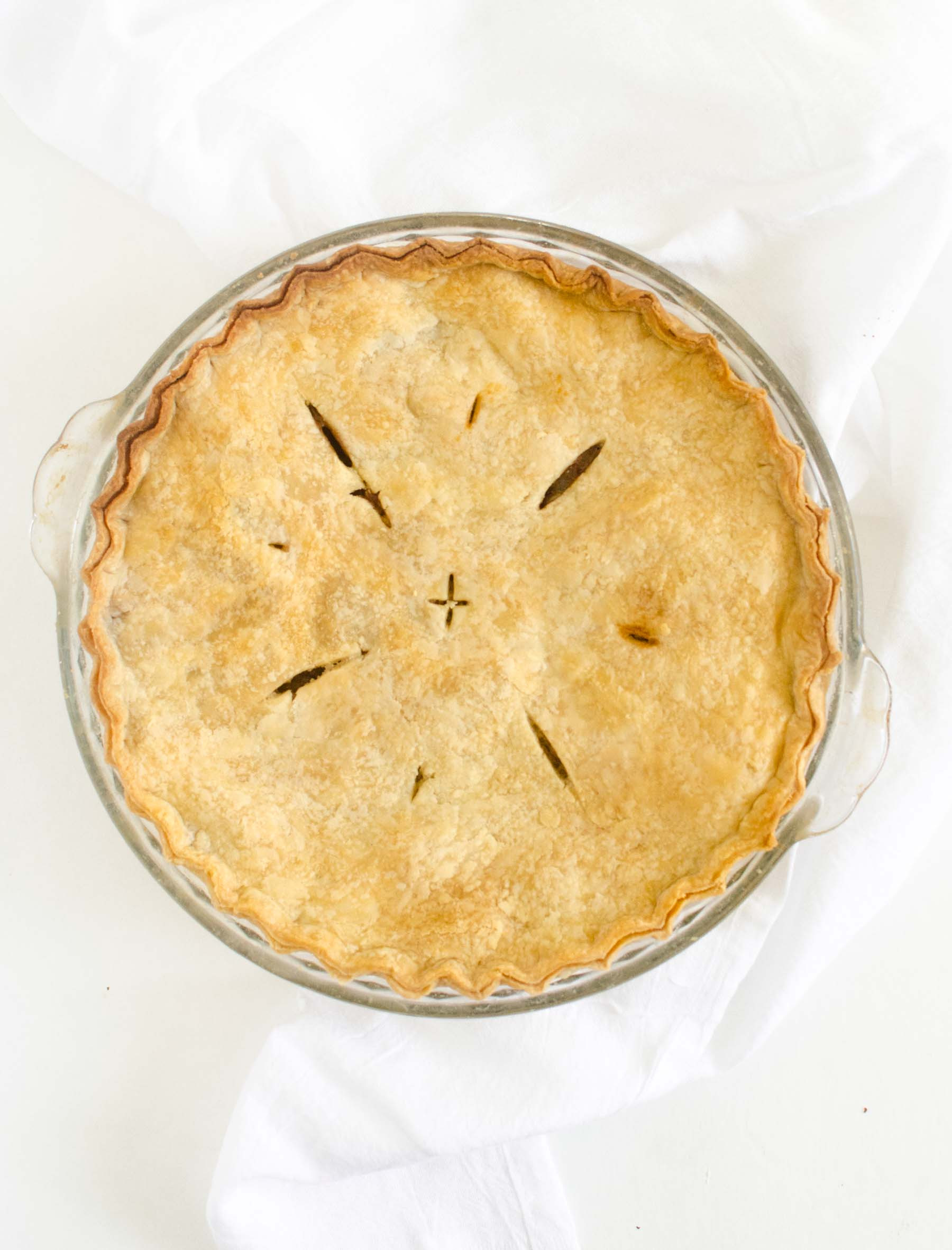 Basic Apple Pie Recipes  Basic Apple Pie Recipe using fresh apples — Bless this Mess