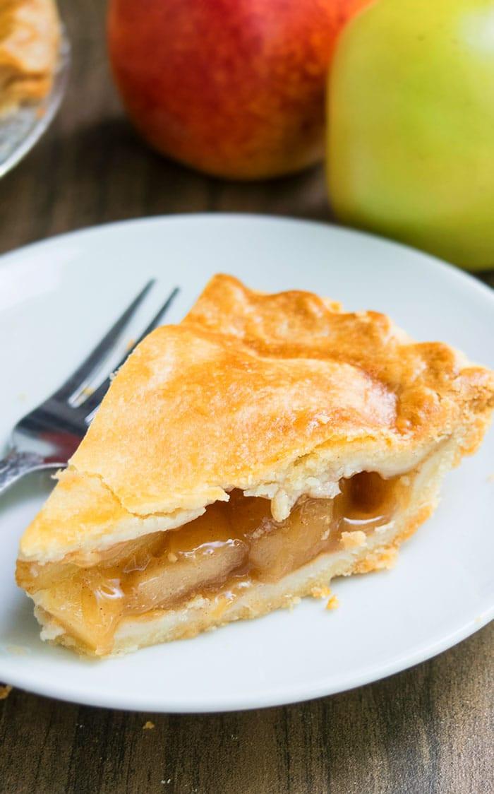Basic Apple Pie Recipes  Easy Homemade Apple Pie Recipe CakeWhiz