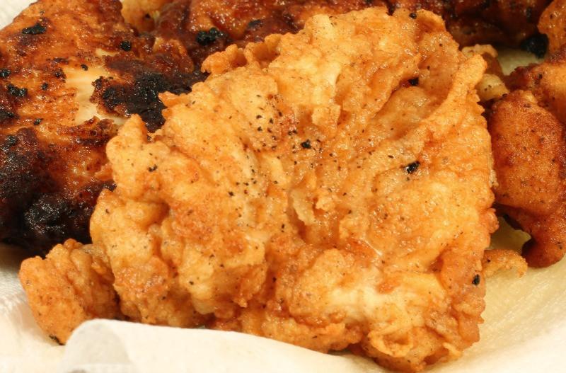 Batter Fried Chicken  Granny s Secret Fried Chicken Recipe