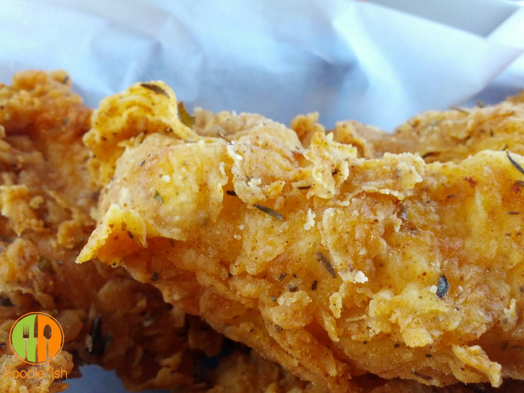 Batter Fried Chicken  World s Best Extra Crispy Chicken Fingers