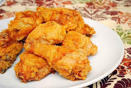 Batter Fried Chicken  What s Cookin Chicago Batter Fried Chicken