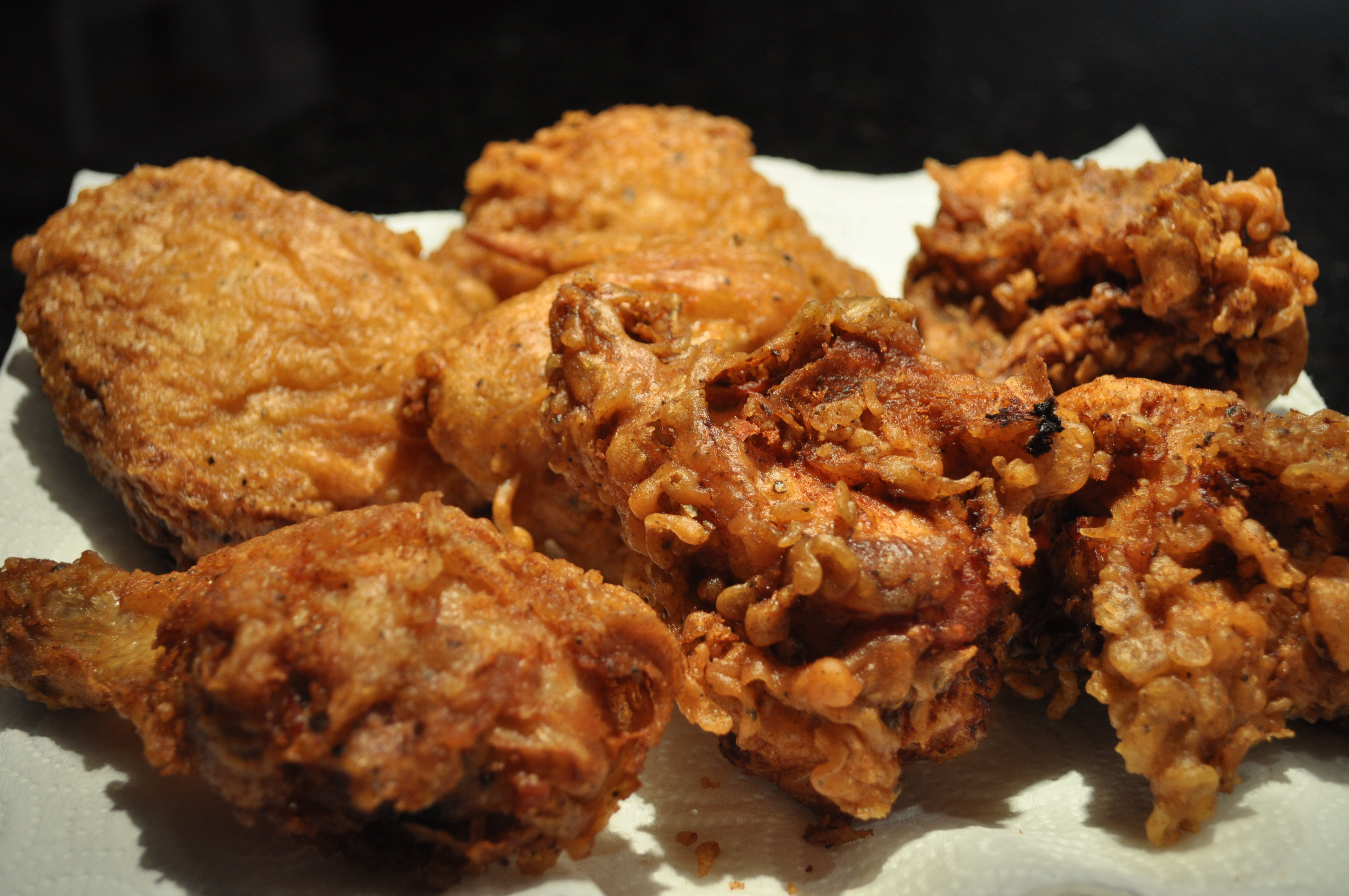 Batter Fried Chicken  Batter Fried Chicken